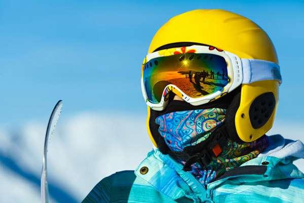 Как выбрать лыжный шлем?