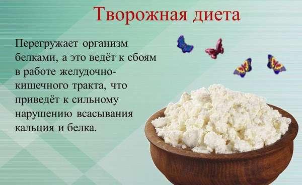 Вред кисломолочных продуктов