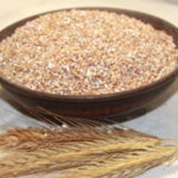 Пшеничную крупу
