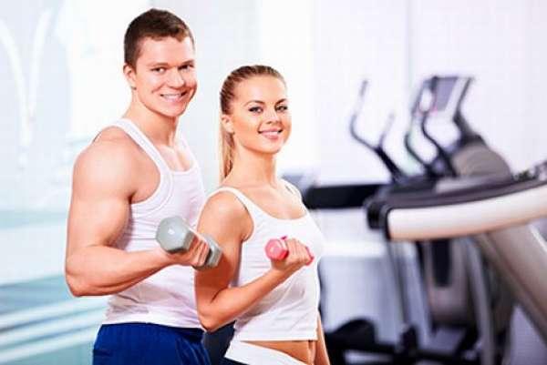 Фитнес и тренажеры