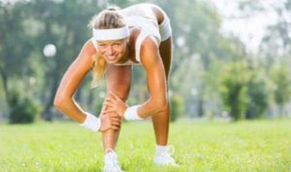 Разогреть мышцы и связки