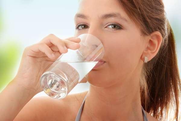 Вы пьете слишком много воды