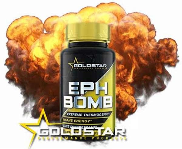 Жиросжигатель EPH Bomb от Gold Star – отзывы и как принимать