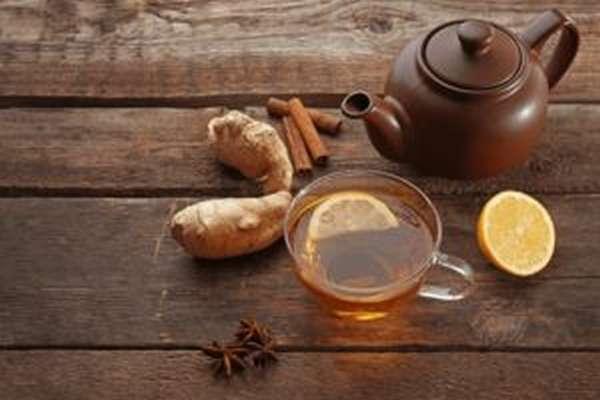 Рецепты с имбирём, лимоном, мёдом и корицей для похудения