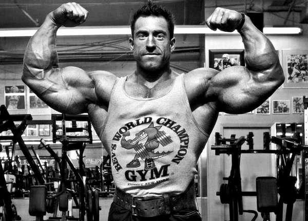 Программа тренировок на мышцы антагонисты