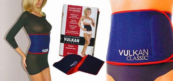 Инструкция по применению пояса Vulcan