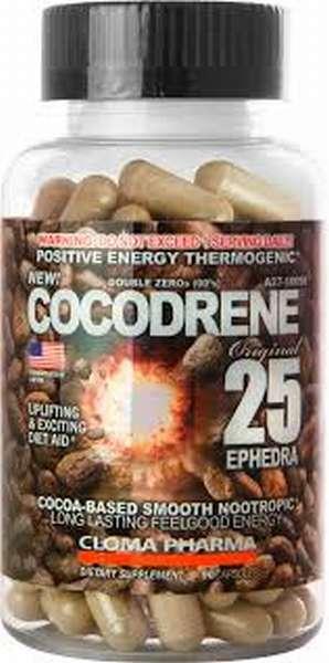 Реальные отзывы о жиросжигателе Cocodrene 25