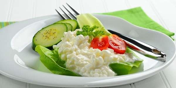 Ужинать белковыми блюдами