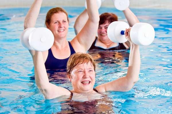 Правила плавания для похудения