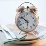 Последний перекус был не позднее, чем за 3-4 часа до сна