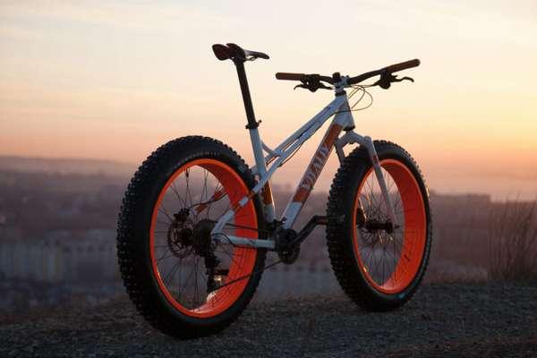 Велосипед, фото