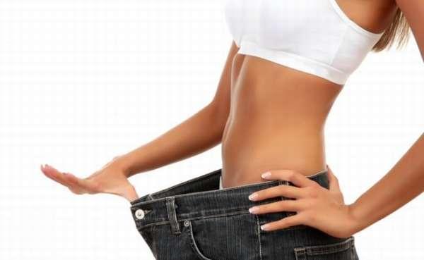 Что худеет в первую очередь у женщин на диете