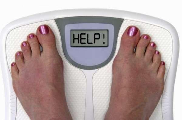 Борьба с лишними килограммами