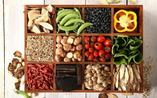 свежие продукты