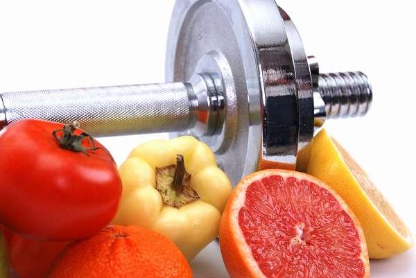 Здоровая диета для спортсмена, фото