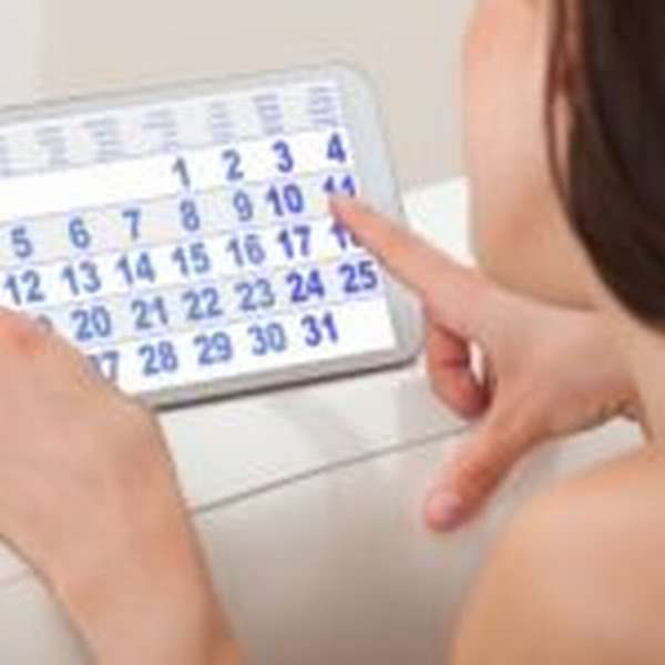 Период менструации