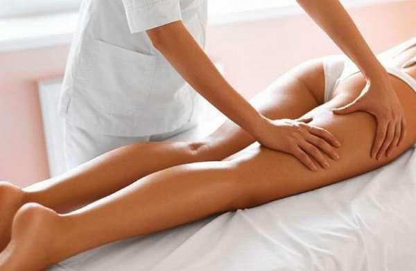 Один из вариантов полноценного массажа