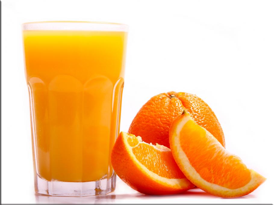 Апельсиновый фреш