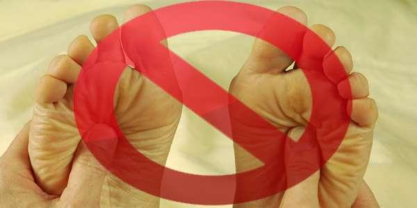 массаж при диабете запрет