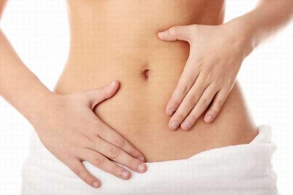 Массаж для живота для похудения