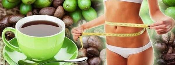 польза кофеина для похудения