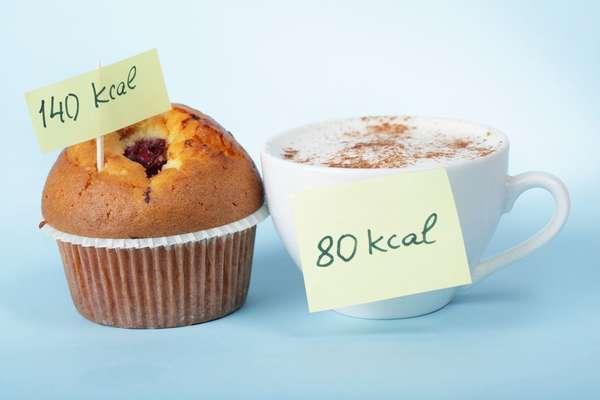 Расчет суточной калорийности рациона худеющего