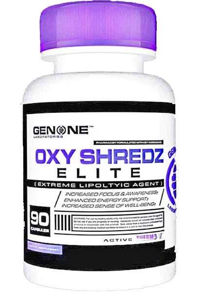 Oxy Shredz