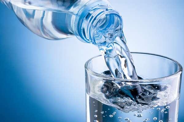 сульфатная вода