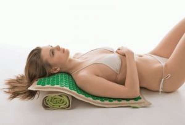 Прижатие с помощью веса своего тела