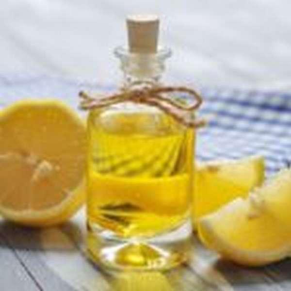 Лимонное душистое масло