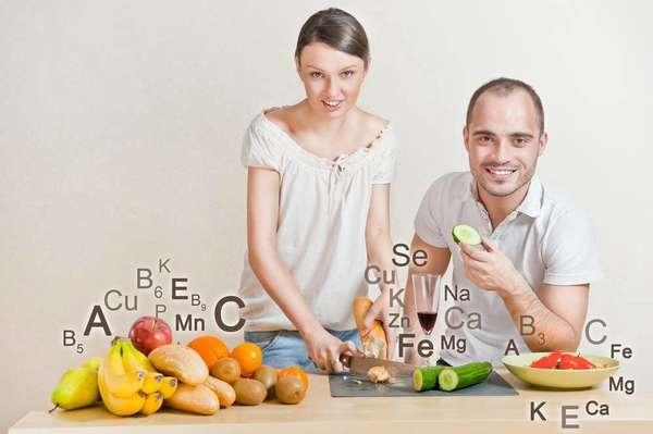 Удобный режим питания с приемлемыми продуктами