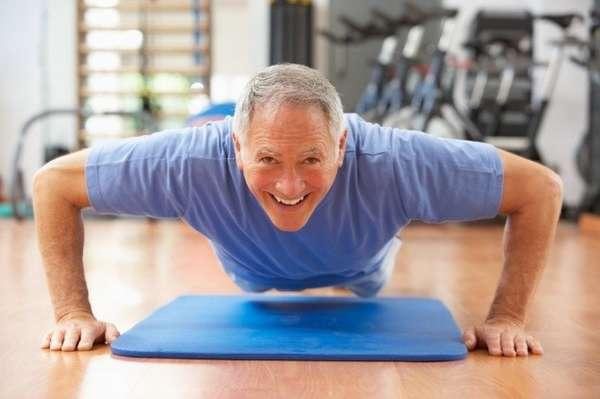 польза спорта для мужчин после 30