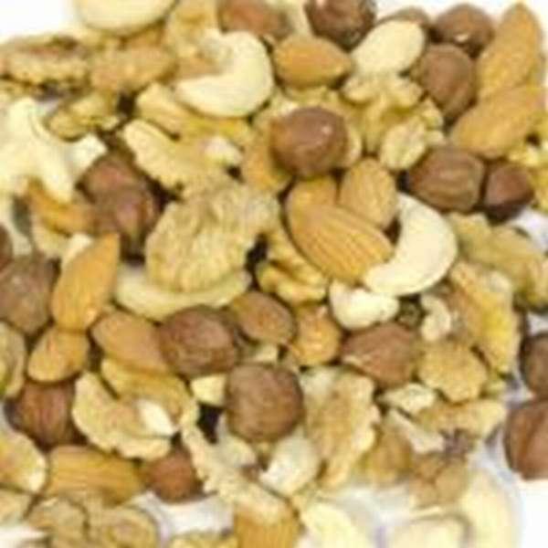 Разные ореховые смеси