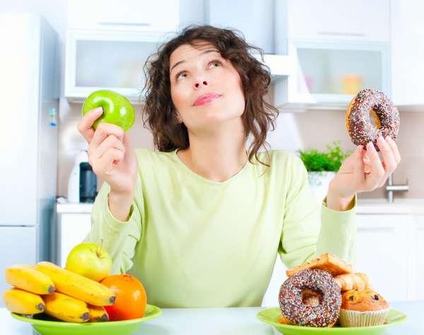 Совсем откажитесь от диет