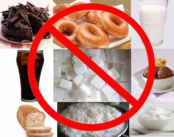 Употреблять поменьше сахара