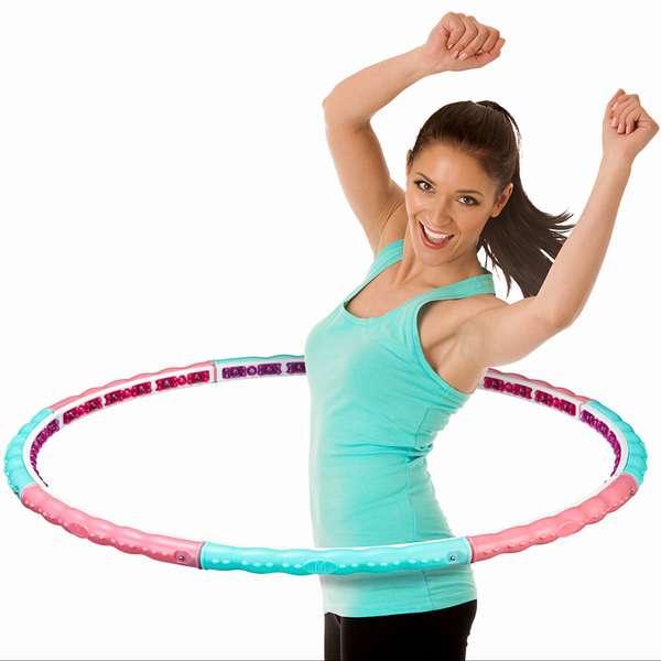 Эффект обруча для похудения
