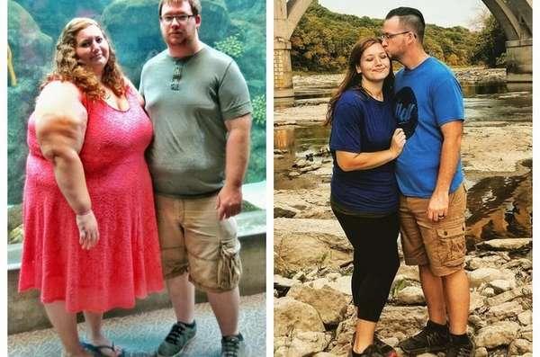 Невероятные истории похудения людей с фотографиями до и после