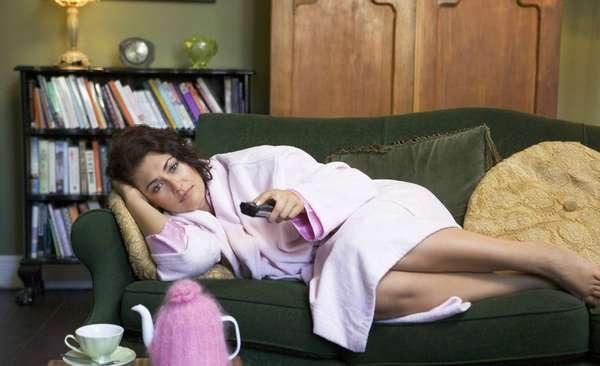Не лежать на диване