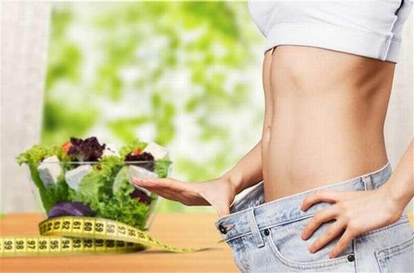 Похудеть на 10 кг можно с помощью диет с различным составом