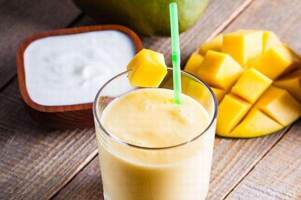 Диета на молоке и манго