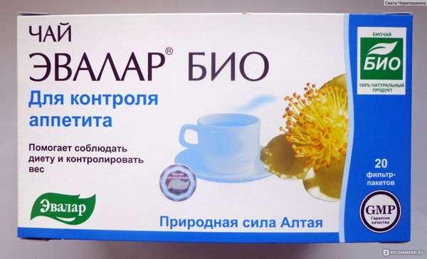 Чай ЭваларБио