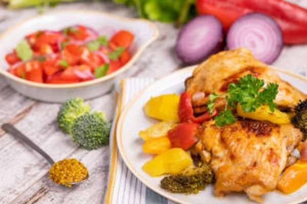 Меню правильного питания на каждый день для похудения с рецептами и фото