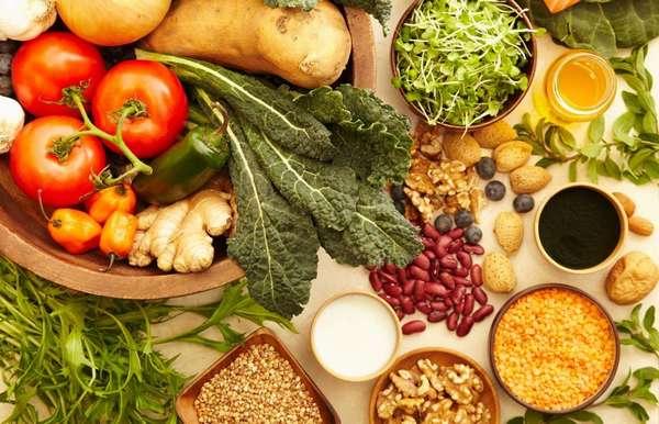 Ешьте больше овощей и злаков