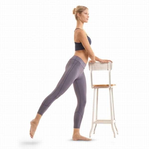 Подборка самых эффективных упражнений для ног