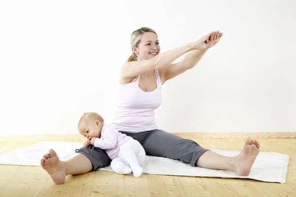 Похудение после беременности