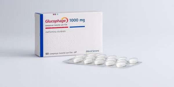 Глюкофаж и метформин это одно и тоже