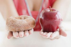 Уменьшить потребление сладкого и мучного