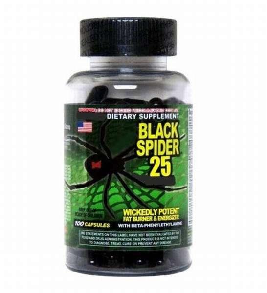 Black Spider (Блэк Спайдер)