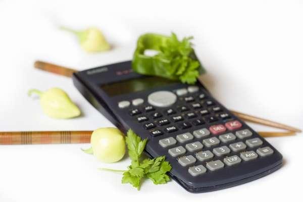 количество калорий в день для похудения для мужчин