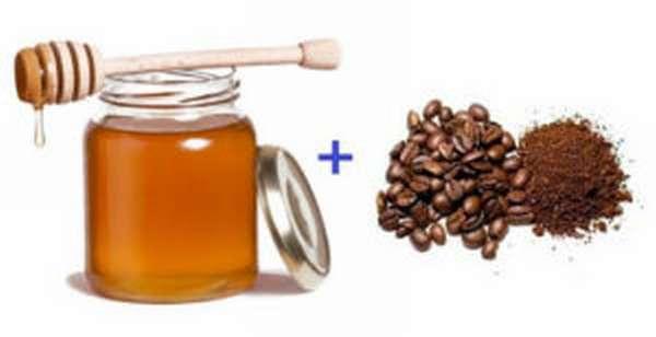 Медово-кофейная масса для обертывания